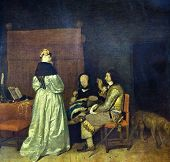 Gerard ter Borch (1617 - 1681)