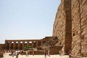 Luxor Ruins , Egypt.