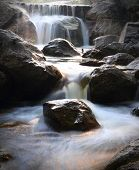 Motion Of Waterfall