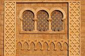 Arabic architectural elements