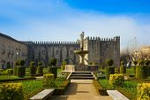 Palace of bishop, Braga, Portugal