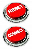 Reset And Connect Button