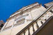 Igreja matriz. Diamante. Calábria. Itália.