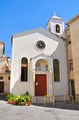 Igreja de St. Biagio. Diamante. Calábria. Itália.
