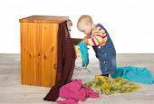 Happy Baby ropa de Desembalaje