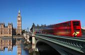 Big Ben con bridge, Londres, Reino Unido