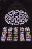 Rose Window of Chartres Cathedral