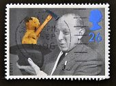 UNITED KINGDOM - CIRCA 1996: A stamp printed in Great Britain shows Sooty circa 1996