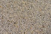 picture of olympic stadium construction  - Gray playground soft rubber surface closeup texture - JPG