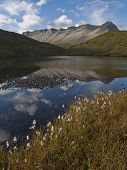 Last Call Lake In The Northern Canadian Rockies