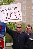 Tax Day Socialism