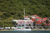 Gustavia Harbor, St  Barts, French West Indies