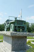 Maine State World War II Memorial