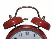 Big Red Alarm Clock