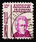 Andrew Jackson 1967