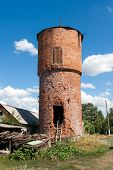 The old water tower