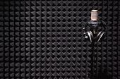 stock photo of recording studio  - This is my friend - JPG