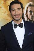 LOS ANGELES - AUG 12: Godfrey Gao at the premiere of Screen Gems & Constantin Films' 'The Mortal Ins