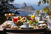 Desayuno Rio de Janeiro