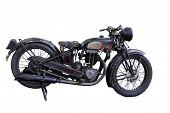 Old Motorbike