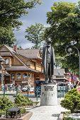 Monument To Wladyslaw Zamoyski, Zakopane