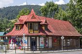 Wooden Dwelling House In Zakopane