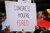 Dallas Tea Party Congress Fired