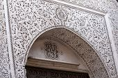 Intricate Plaster Work