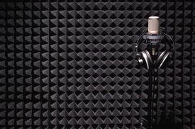 stock photo of recording studio  - This is my friend - JPG