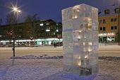 UMEA, SWEDEN - FEBRUARY 01 - 2014