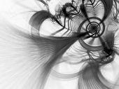 Quantum Spiral - Fractal Illustration