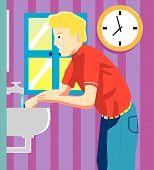 Wash Hand.