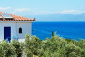 Traditional Style Villa in Peloponnes, Greece