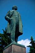 Statue Of Lenin