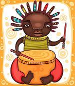 Ethnic boy