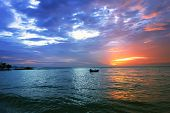 Wongamat Sunset.