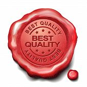 Best Quality Red Wax Seal