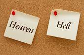 Heaven Versus Hell