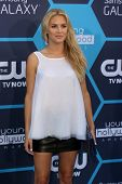 LOS ANGELES - JUL 27:  Morgan Stewart at the 2014 Young Hollywood Awards  at the Wiltern Theater on