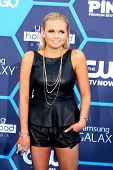 LOS ANGELES - JUL 27:  Alli Simpson at the 2014 Young Hollywood Awards  at the Wiltern Theater on Ju