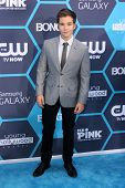 LOS ANGELES - JUL 27:  Nathan Kress at the 2014 Young Hollywood Awards  at the Wiltern Theater on Ju