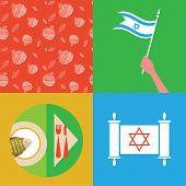 Jewish New Year Holiday - Rosh Hashahah