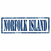 Norfolk Island-stamp