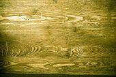 Greenish Wood Plank