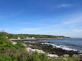 Peaks Island Shoreline