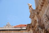 Cathedral In Dubrovnik