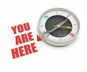 You Are Here!
