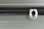 Suitcase Zipper