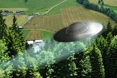 Ufo over Austria