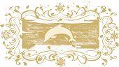 Grunge  banner - vector
